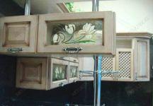 Кухонный витраж фото