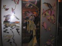 Фото витраж японские мотивы