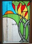 Фото витражного окна