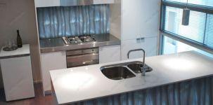 фото 3d фартук на кухне