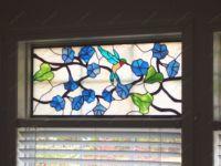 Цветы из стекла фото