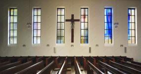 Фотопечать в церкви