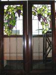 фото кухонные фасады с витражами