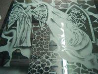 фото пескоструй ангелы