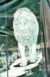 фото пескоструй лев