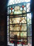 фото роспись стекла в храме