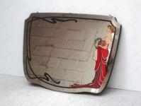 фото роспись витражными красками зеркала рисунки