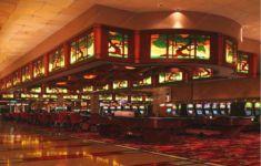 фото витраж в казино