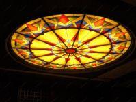 фото витражные геометрические орнаменты