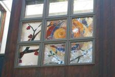 фото витражные картинки на стекле