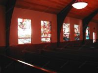 фото витражные картины в храм
