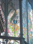 фото витражные окна в коттедже
