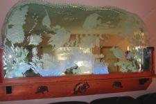 фото зеркало в морском стиле