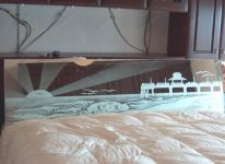 В спальне