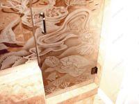 фото технология пескоструйной гравировки