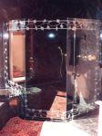 фото обработка стекла с пескоструйными рисунками