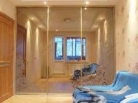 фото пескоструйный рисунок на зеркале