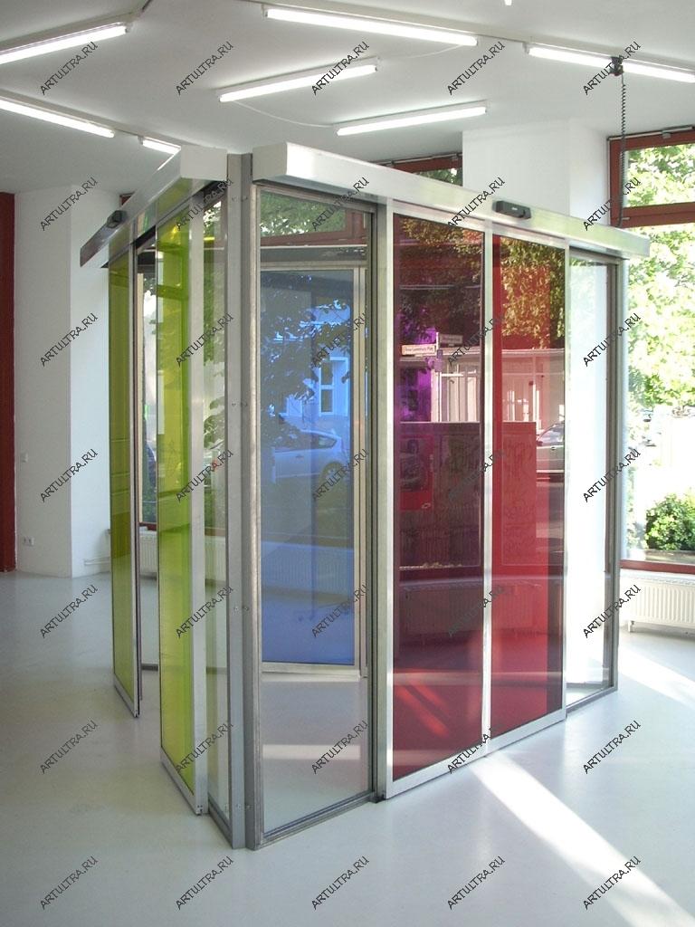 изготовление металлических дверей для тамбура