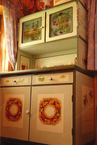 Виды декоративных росписей таблица