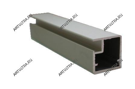 Профили из разных материалов для межкомнатных раздвижных перегородок