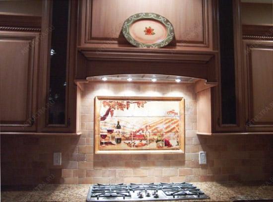 Кухонные узоры