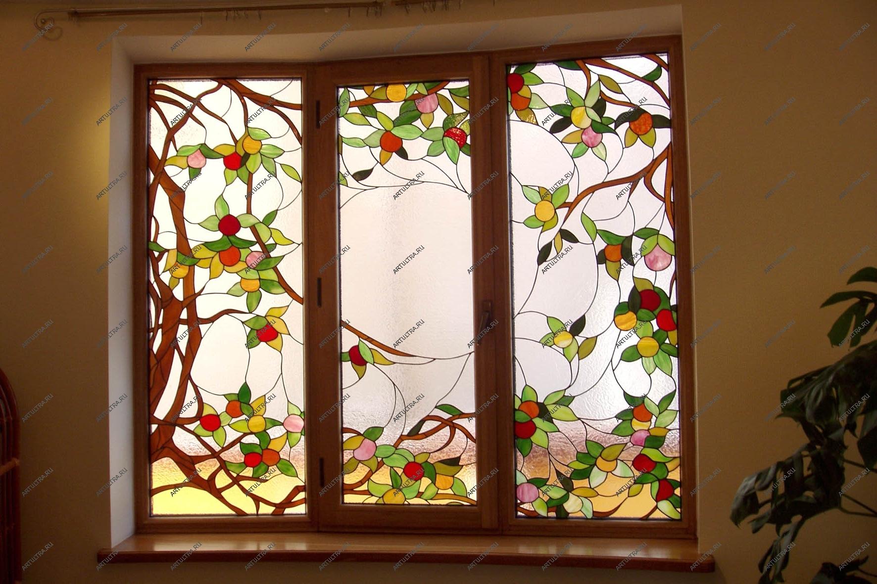 Окна из пленки своими руками