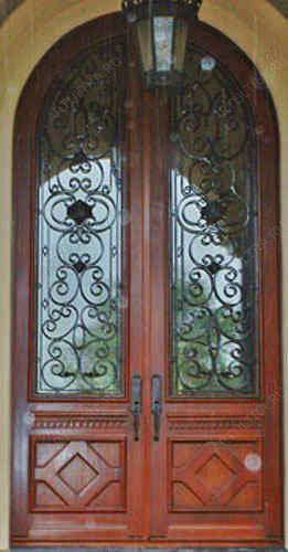 входные двери с кованными элементами в наро фоминске