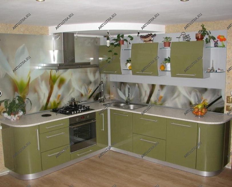 Фартуки на кухню из пластика своими руками
