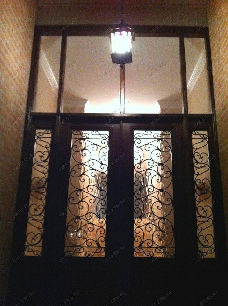 эксклюзивные входные двери для ресторана