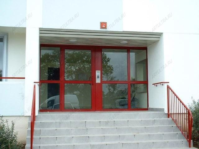 входные двери в многоквартирный дом москва на заказ