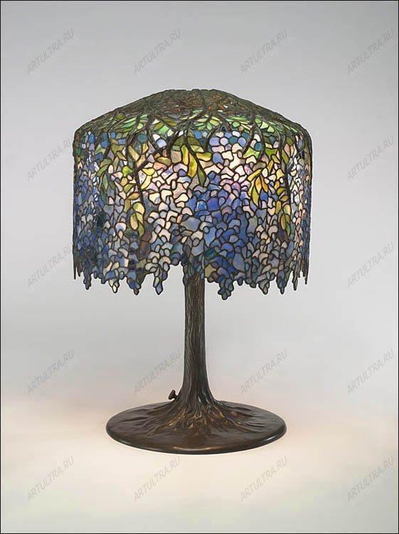 Купить Настольная лампа светодиодная HL013L 3W Синий в
