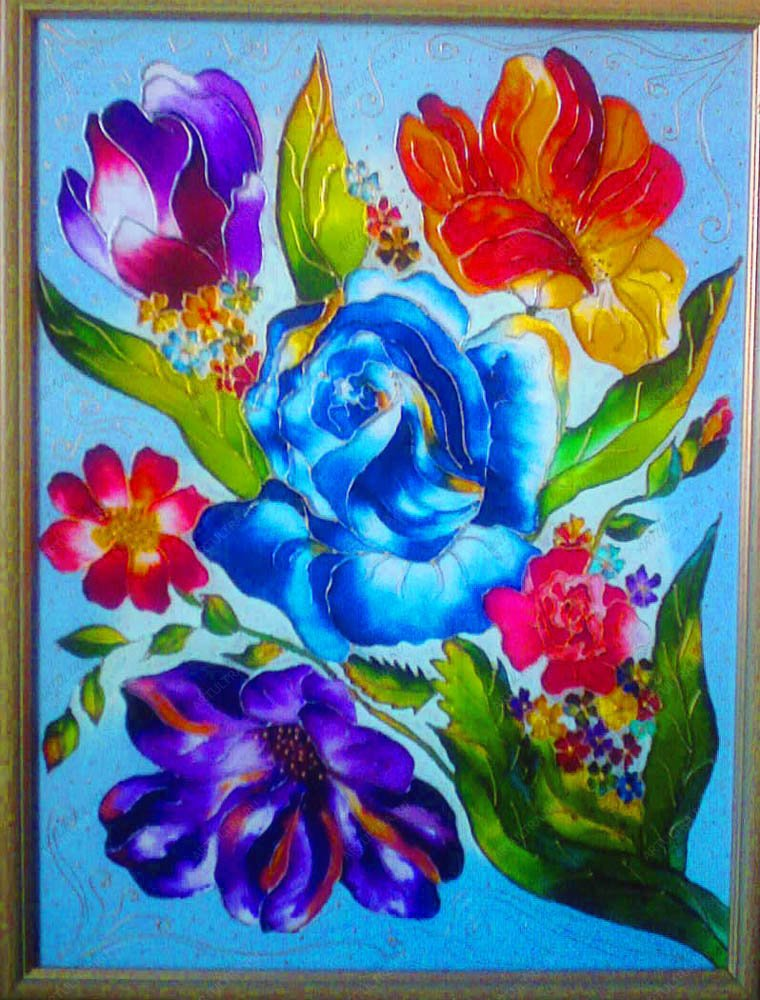 Нарисовать осенний пейзаж поэтапно цветными карандашами