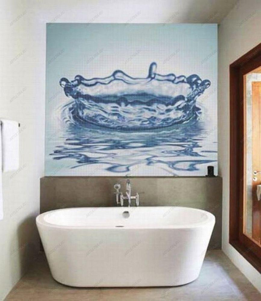 Декор в ванной комнате 100 идей для ванной вашей мечты (29) 39